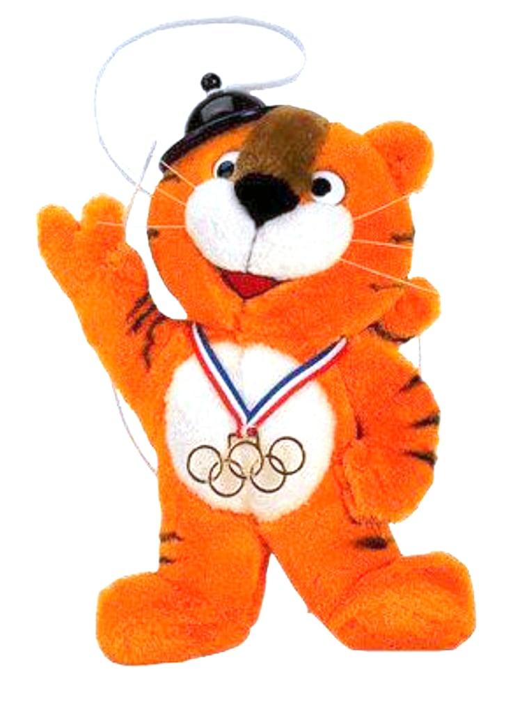 Hodori - 1988 Summer Olympics, Seoul