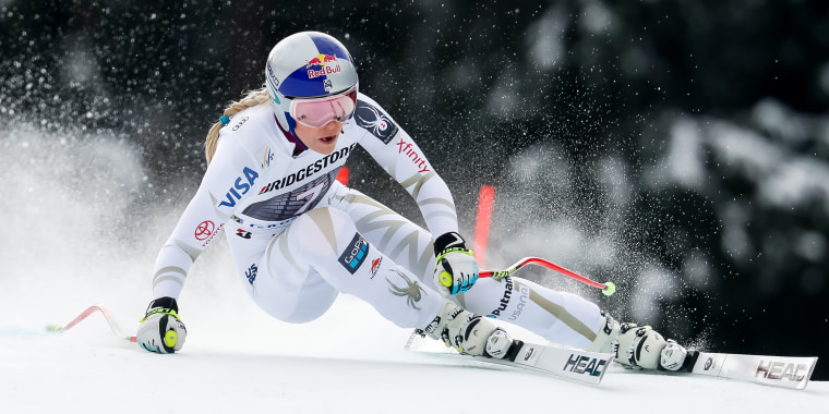 Image: Audi FIS Alpine Ski World Cup - Women's Downhill