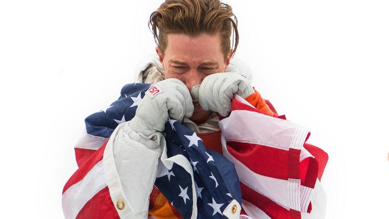 Image: Snowboard - Winter Olympics Day 5