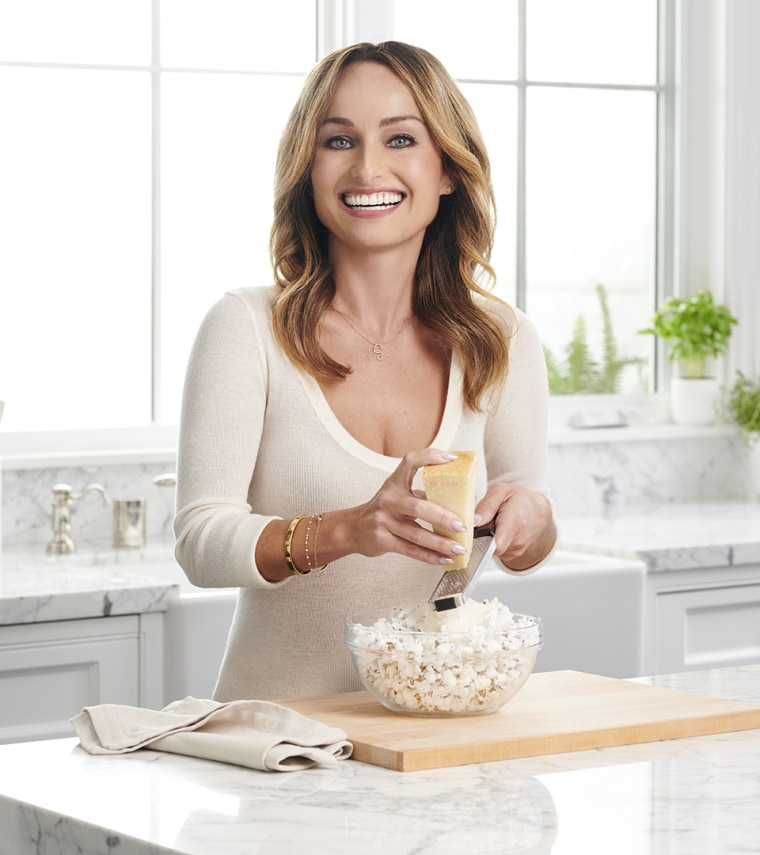 Simply7 Snacks has partnered with world-famous chef Giada De Laurentiis to launch a new line of ready-to-eat, artisan popcorn.