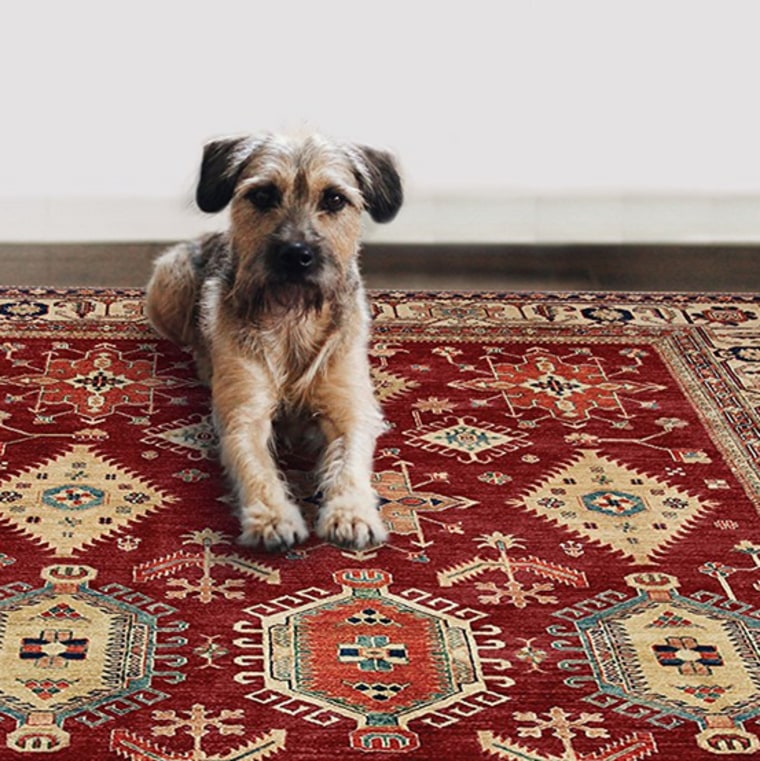 Ruggable rug