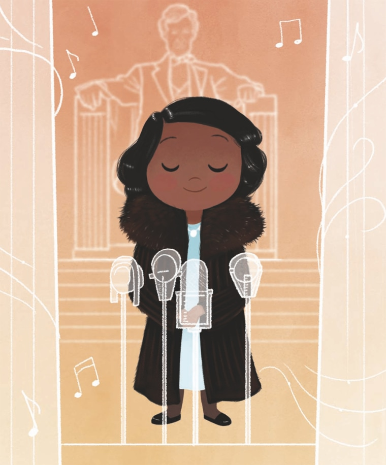 7. Marian Anderson