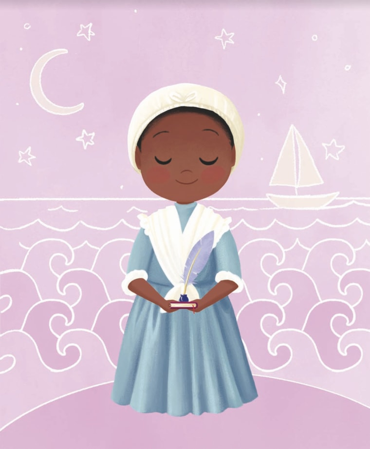 10. Phillis Wheatley