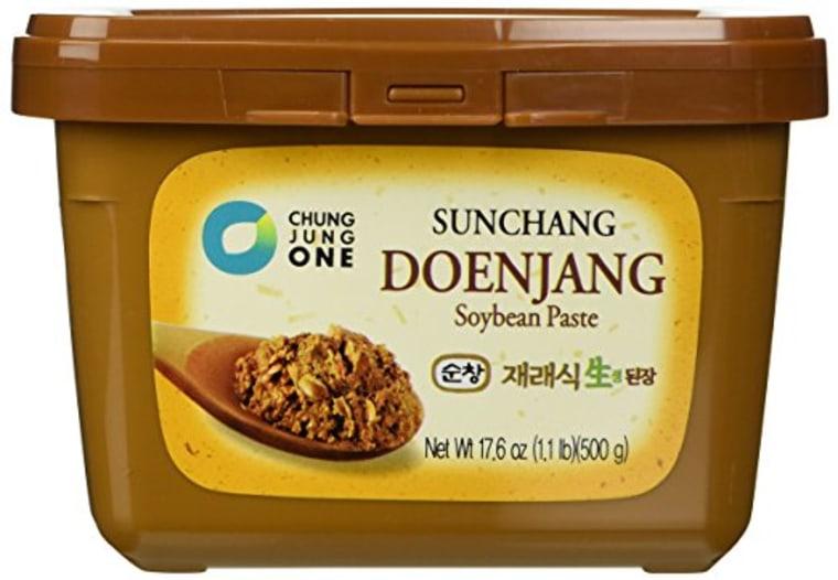 Korean Doenjang Soybean Paste
