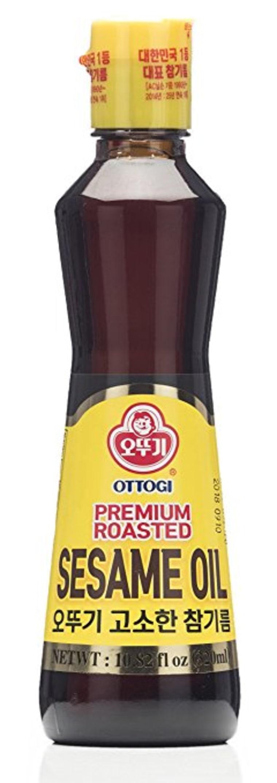 Korean Roasted Sesame Oil