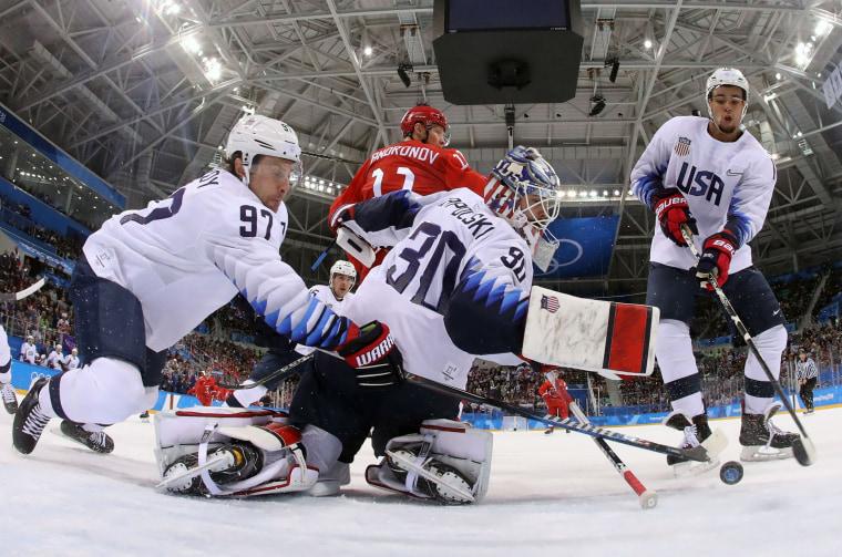 PyeongChang Ice Hockey