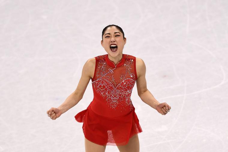 Team USA's Mirai Nagasu
