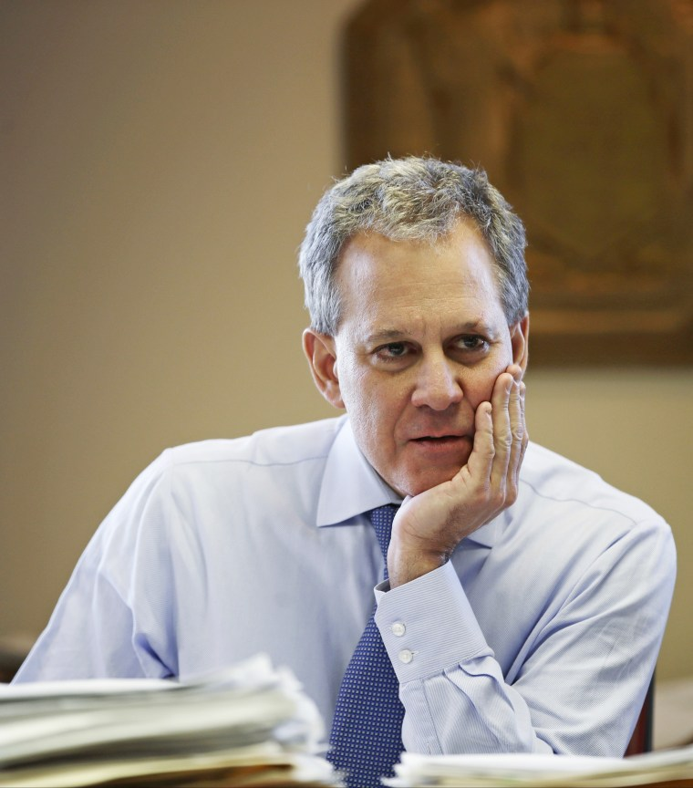Image: New York State Attorney General Eric Schneiderman