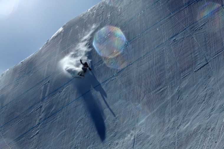 Image: BESTPIX - Snowboard - Winter Olympics Day 3