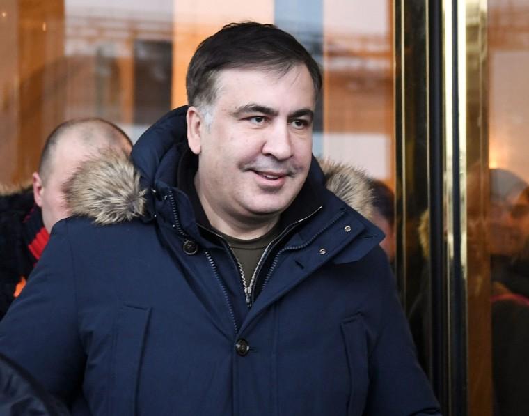 Image: Mikheil Saakashvili