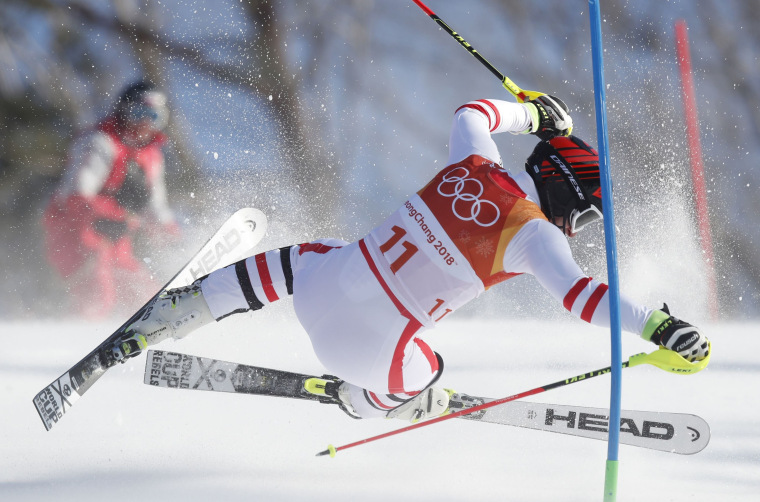 Image: Alpine Skiing: Men's Slalom