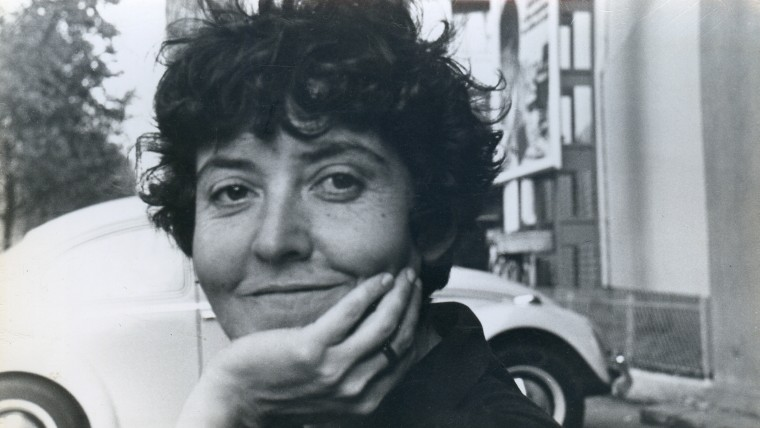 Maria Irene Fornes in the 1970s