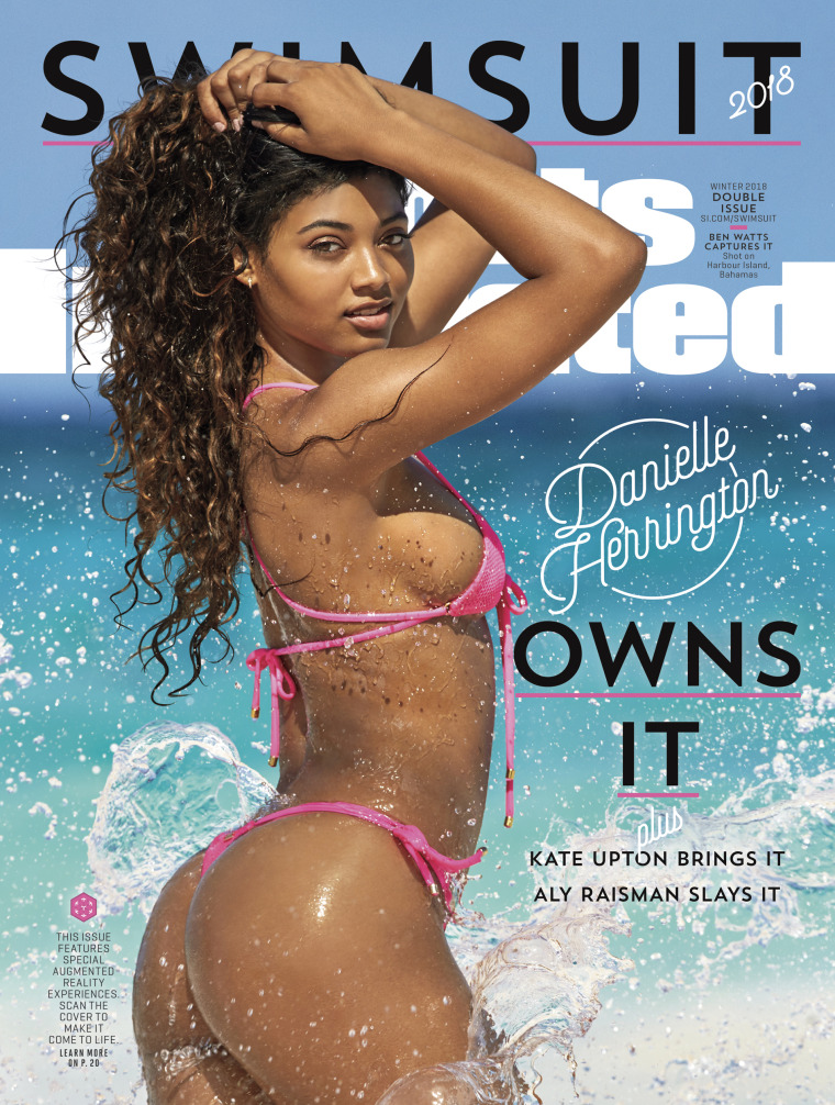 2018 Sports Illustrated Swimsuit cove