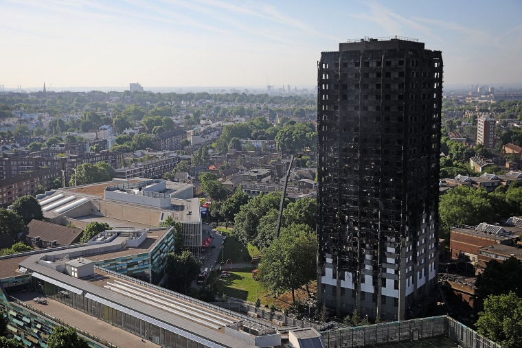Image: Grenfell Tower