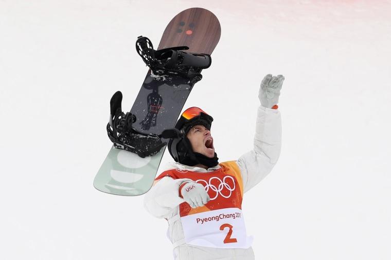 Image: Snowboarding