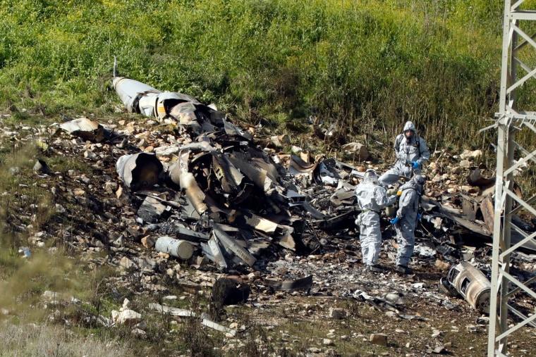 Image: Israeli F-16