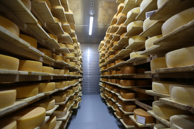 Image: Russian Cheese