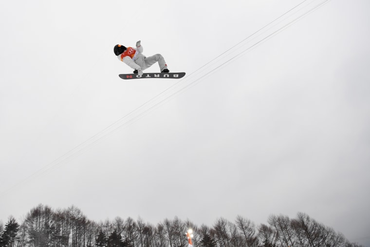 Image: Snowboard - Winter Olympics Day 5