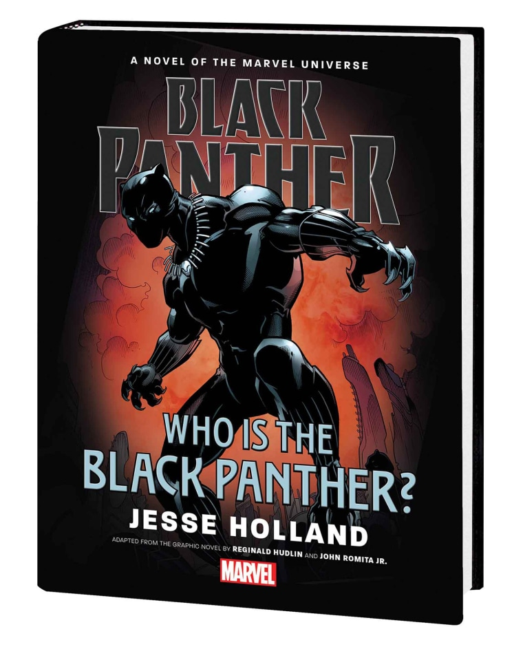 "Image: ""The Black Panther: Who is the Black Panther?"" by Jesse J. Holland."