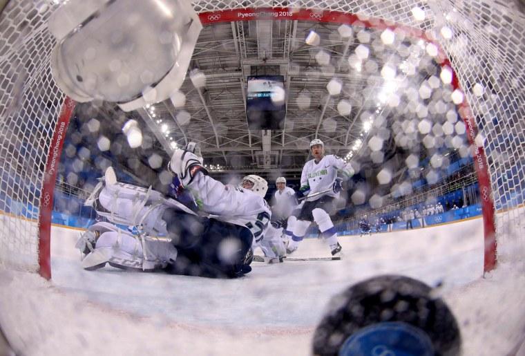 Image: Pyeongchang 2018 Winter Olympics