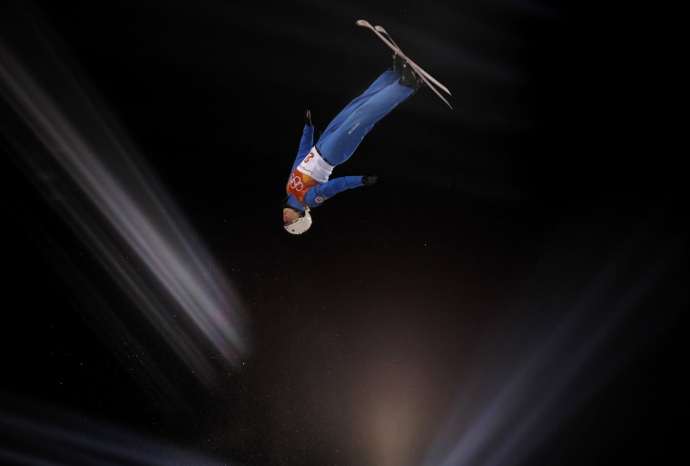 Image: Freestyle Skiing - PyeongChang 2018 Olympic Games