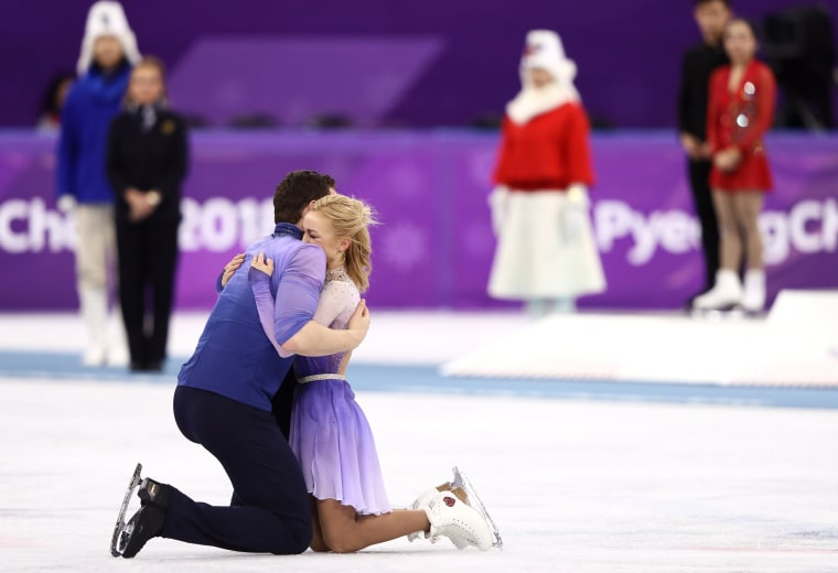 Image: BESTPIX - Figure Skating - Winter Olympics Day 6