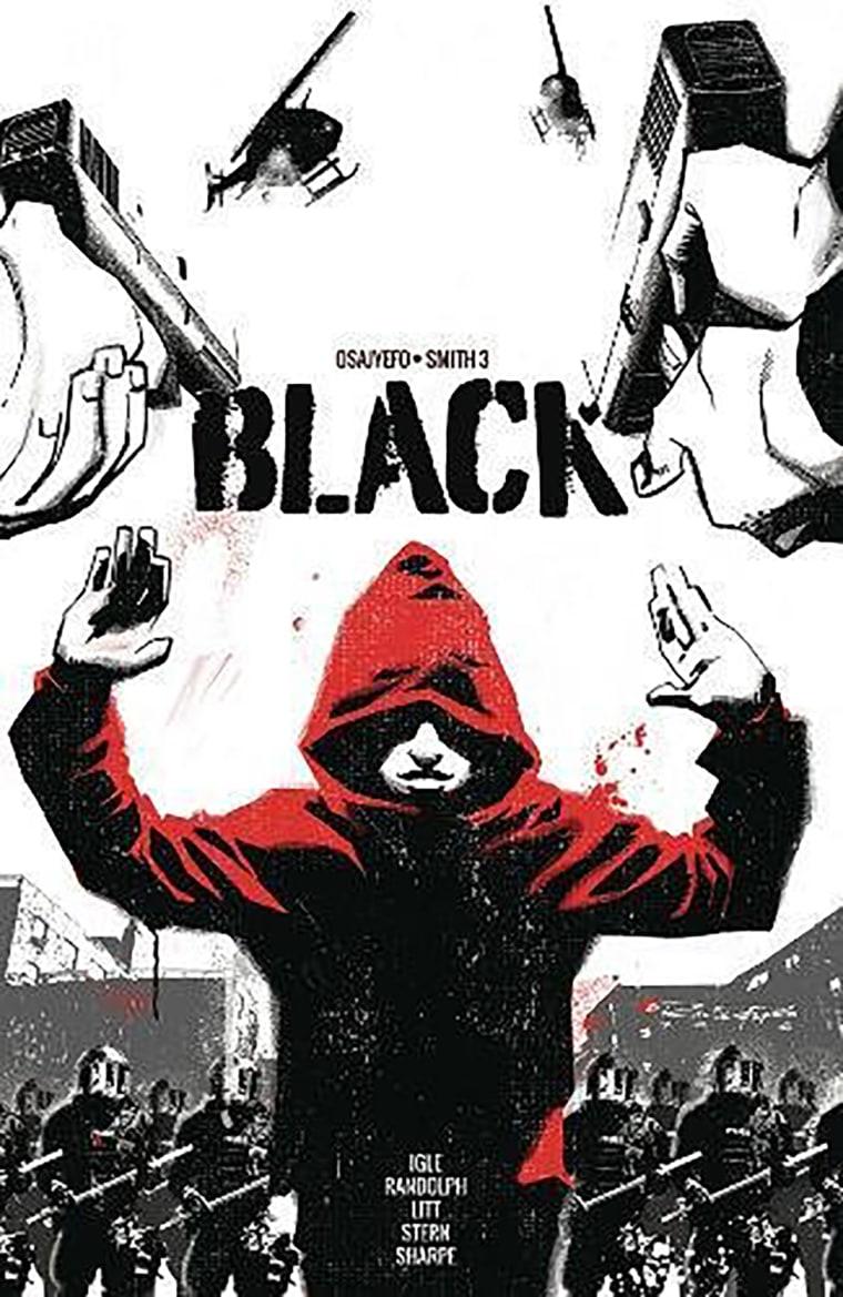 Image: Black, Vol 1