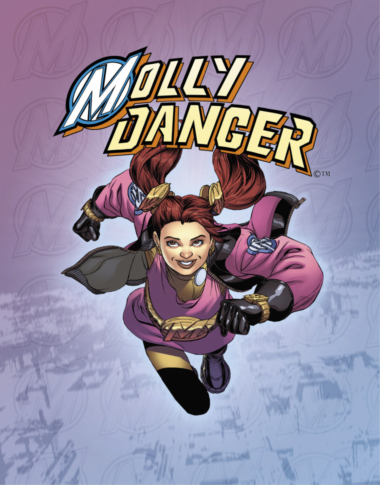 Image: Molly Danger Cover