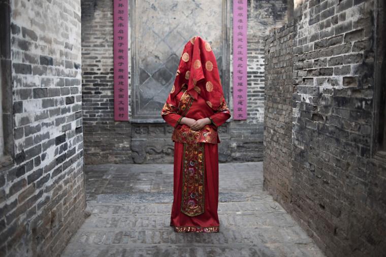 Image: TOPSHOT-CHINA-LUNAR-NEW YEAR