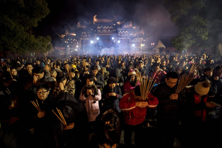 Image: CHINA-LUNAR-NEW YEAR