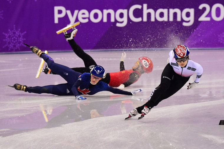 Image: Olympic moments