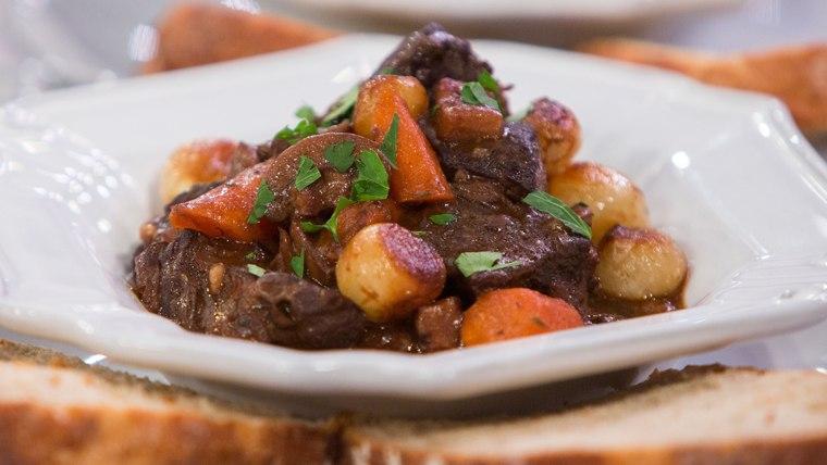 Curtis Stone's Beef Bourguignon