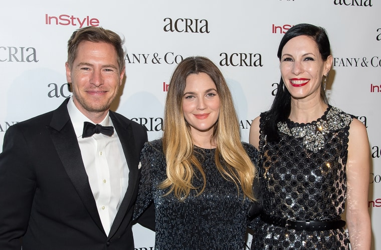 Will Kopelman, Drew Barrymore, and Jill Kargman