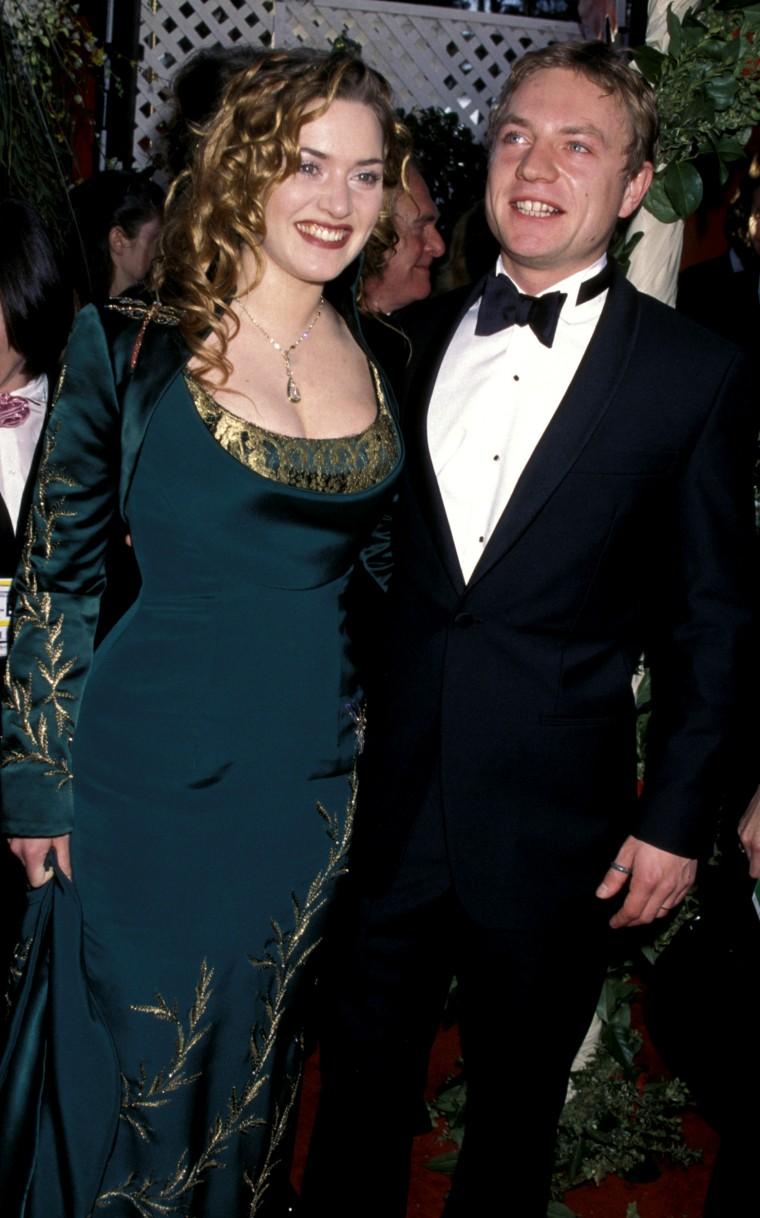Kate Winslet and James Threapleton