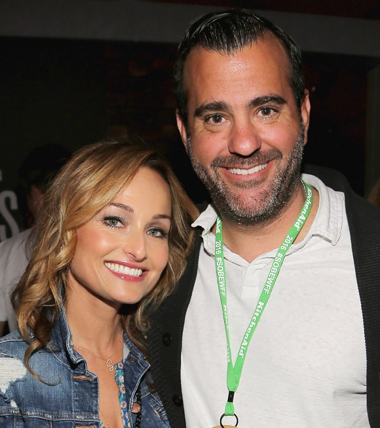 Giada De Laurentiis and Shane Farle