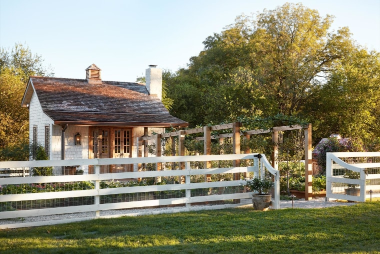 Joanna Gaines Garden House