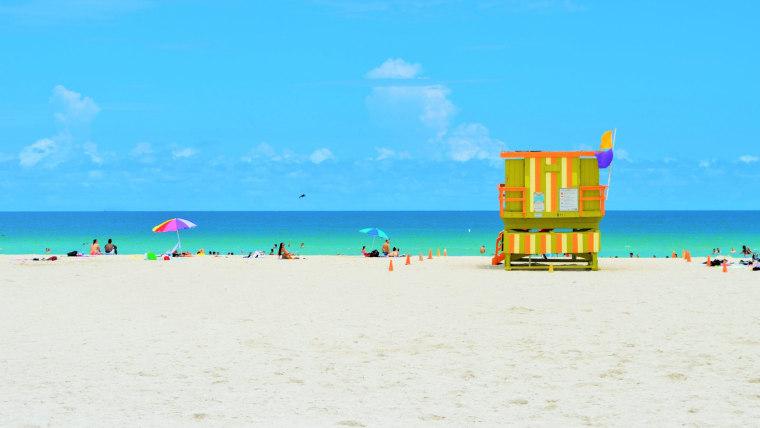 Best US beaches: South Beach