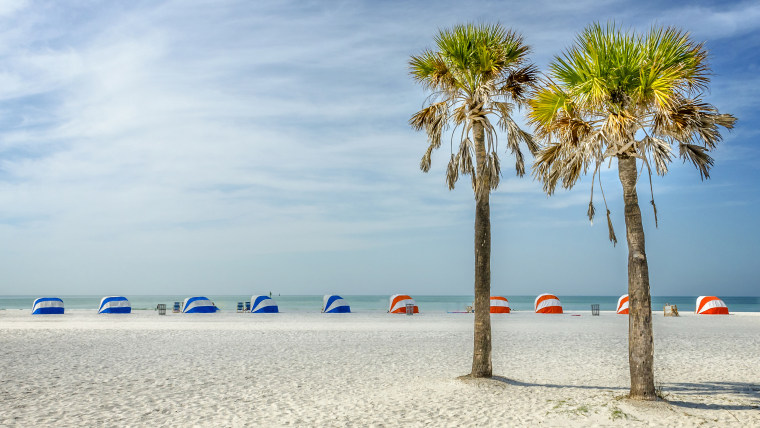 Best US beaches: Clearwater Beach, Florida