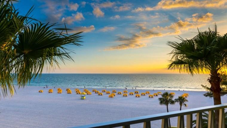 Best US beaches: St. Pete Beach, Florida