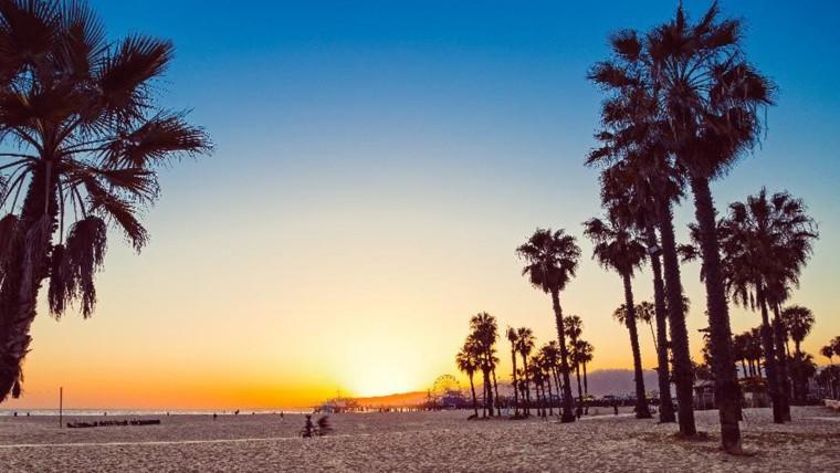 Best US beaches: Santa Monica Beach