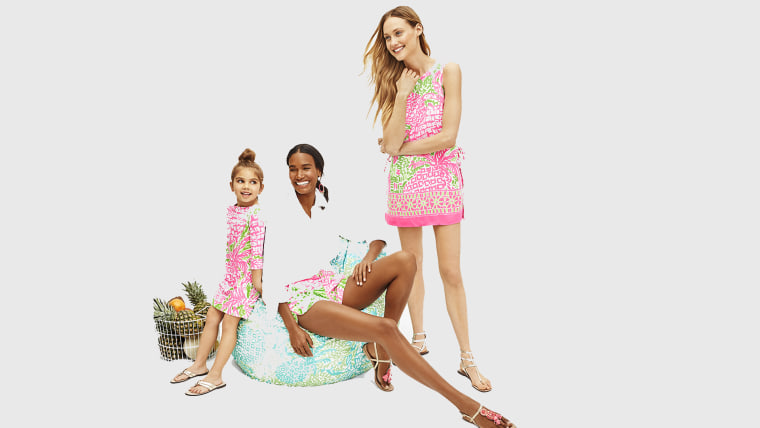 Pottery Barn is collaborating with Lilly Pulitzer on a home decor line.