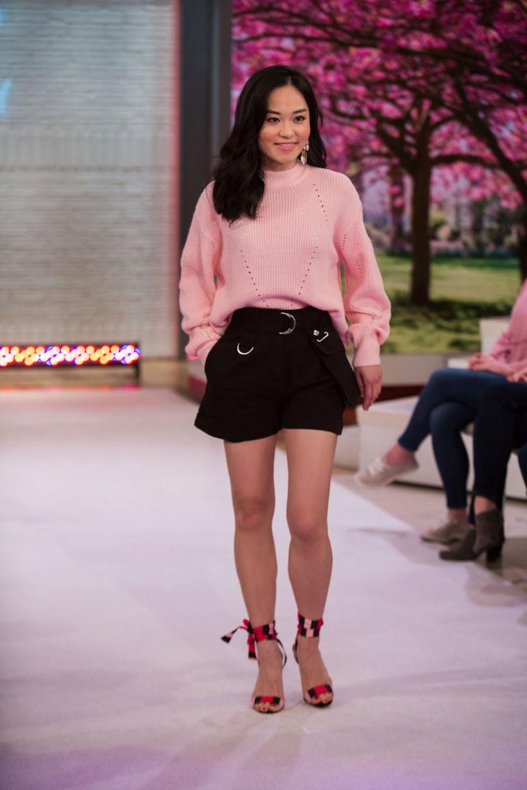 Spring Break fashion segment from Megyn Kelly TODAY