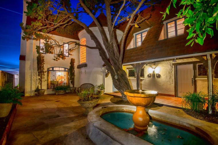 Cary Grant vacation house