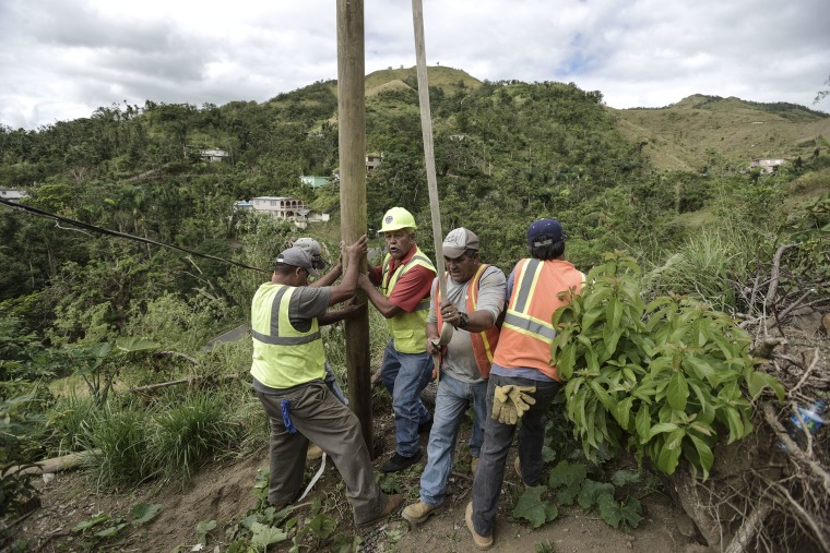 Image: Coamo residents