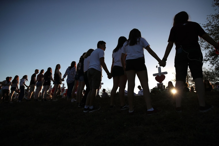 Image: Parkland In Mourning