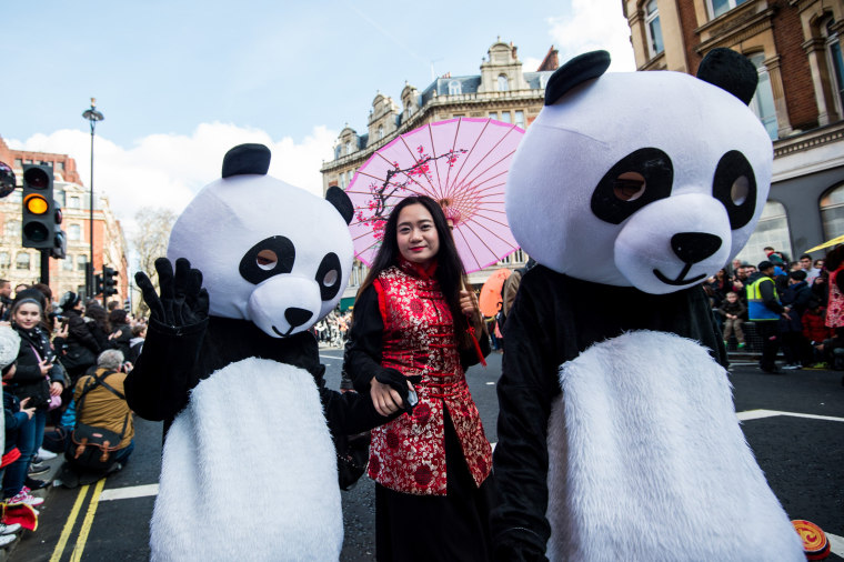 Image: Chinese New Year in London