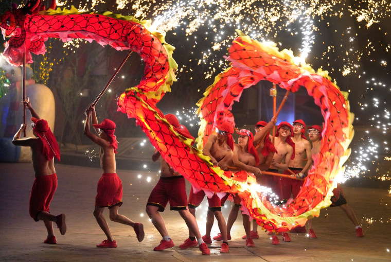Image: Chinese Lunar New Year in Beijing