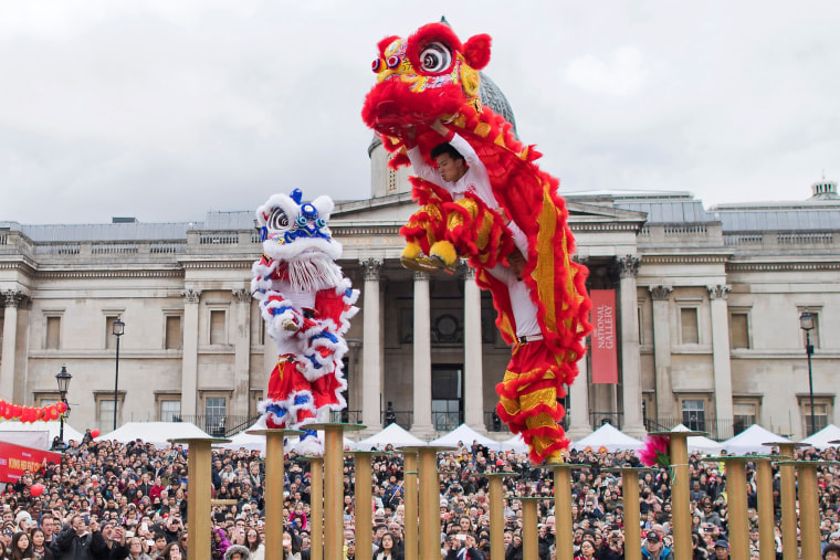 Image: Lunar New Year in London