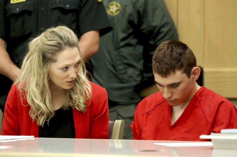 Image: Nikolas Cruz appears in court