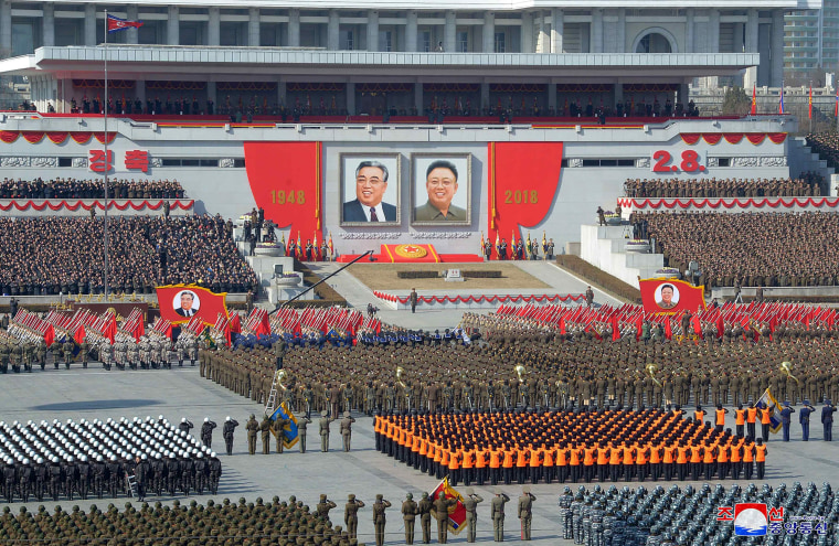 Image:North Korea Military Parade